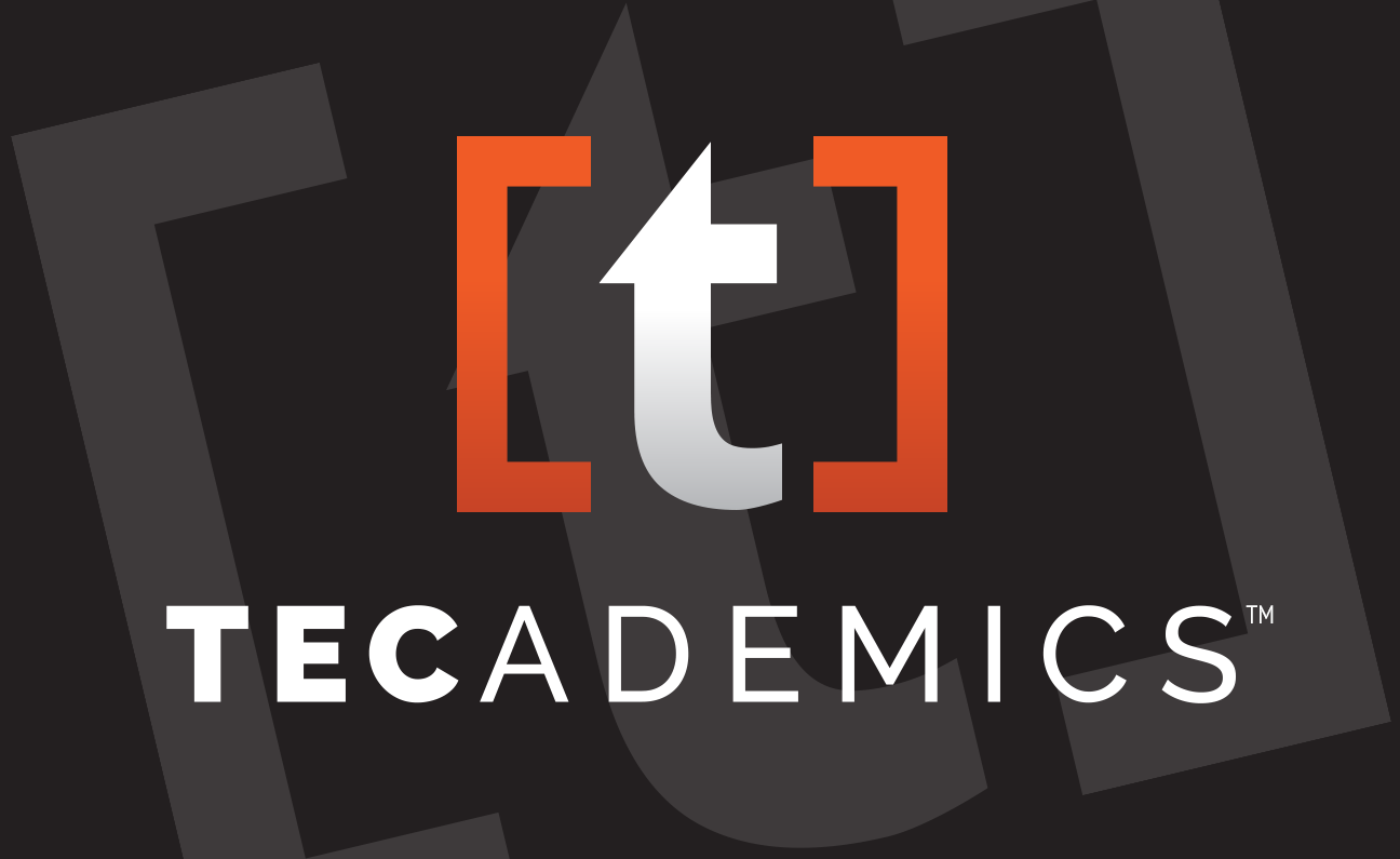 Tecademics Tactical Courseware logo