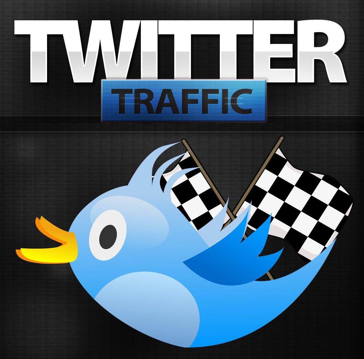 generating traffic using Twitter