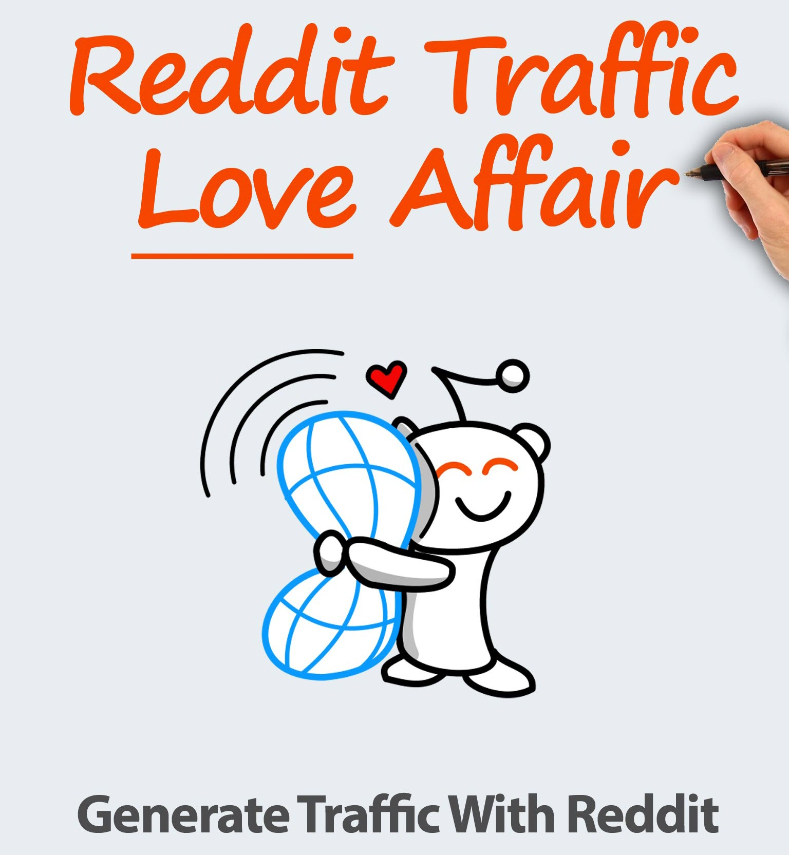 how to generate Free Traffic with Reddit