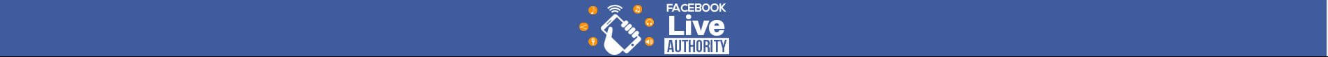 facebook live footer graphic